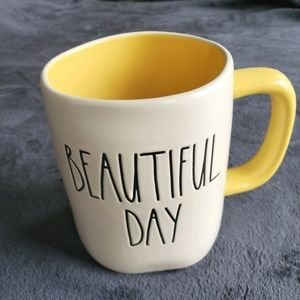 RAE DUNN | Beautiful Day Mug